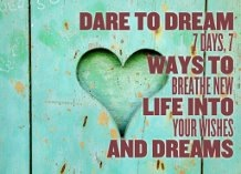 Dare to Dream ecourse image